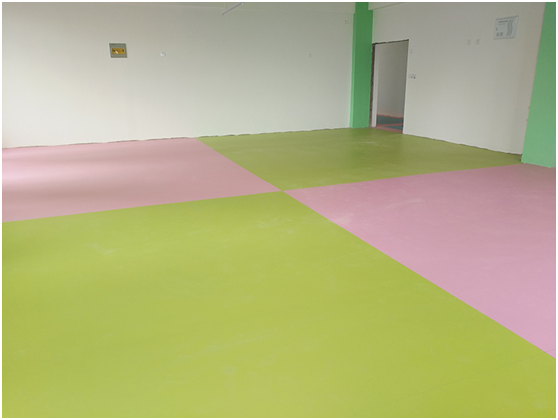 PROJECT SOLUTION OF FLOORING IN SCHOOL